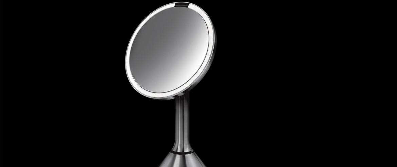 Sensor Kosmetikspiegel von simplehuman