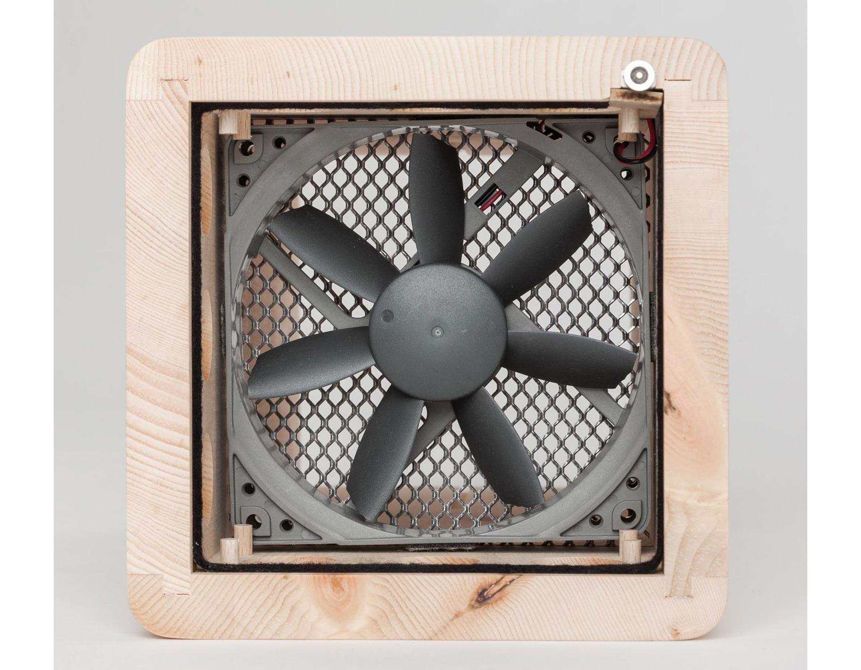Ventilator von zirb Raumlüfter