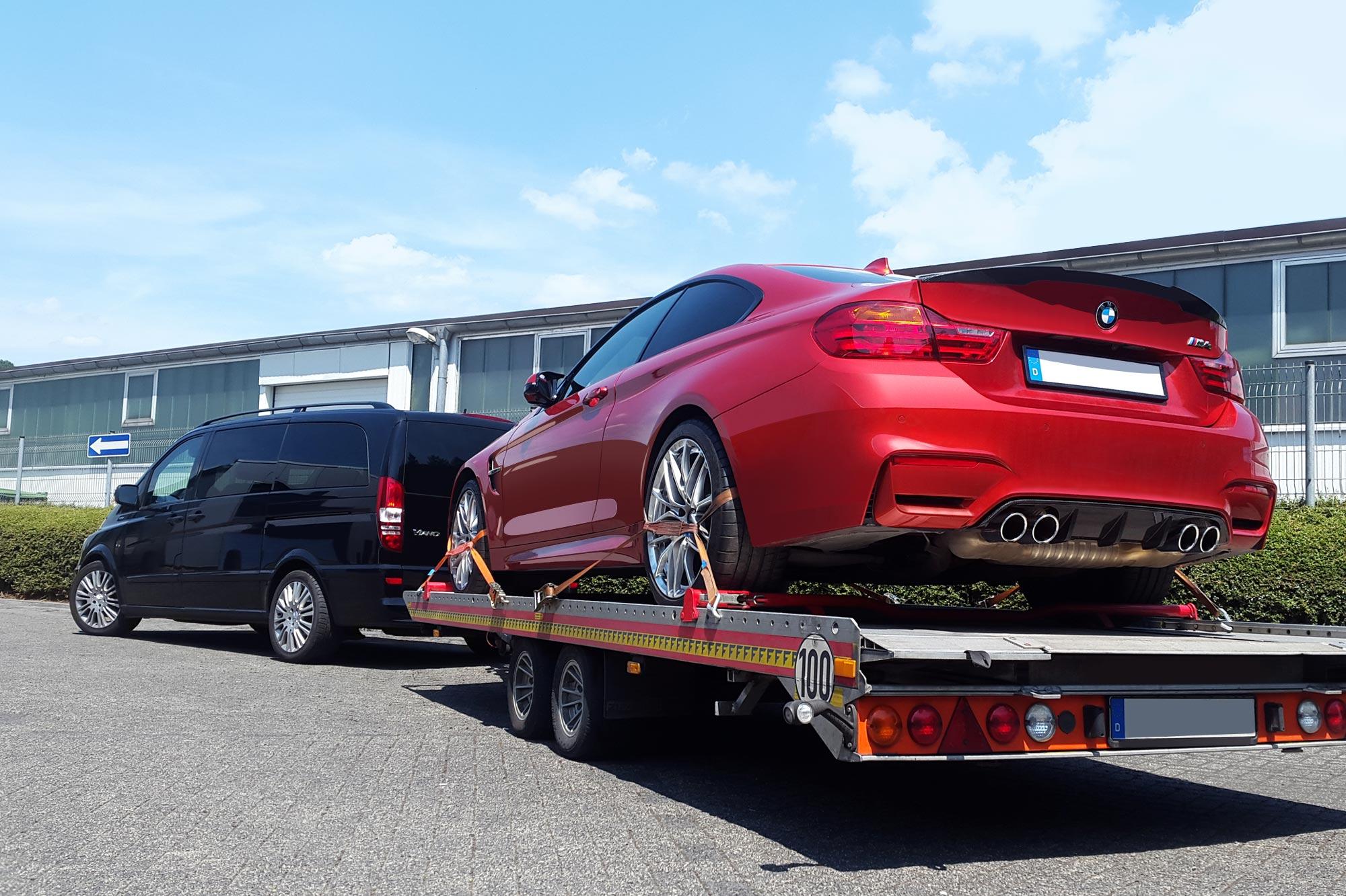 Motorschaden beim BMW F82 M4