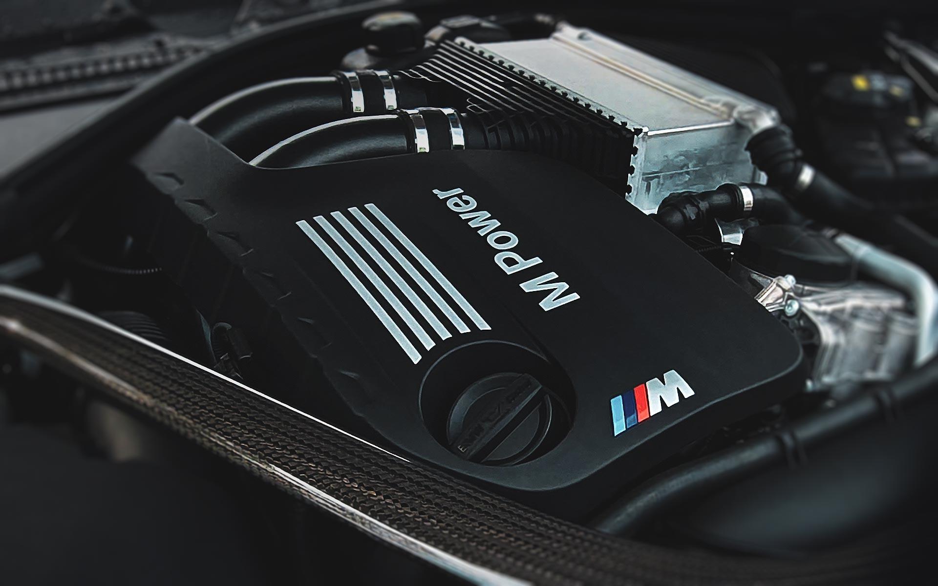 Der S55B30 Motor im BMW F87 M2 Competition