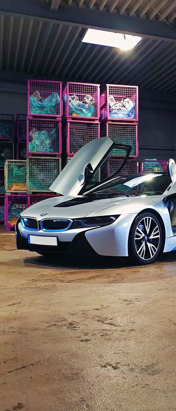 Motorschaden beim BMW i8