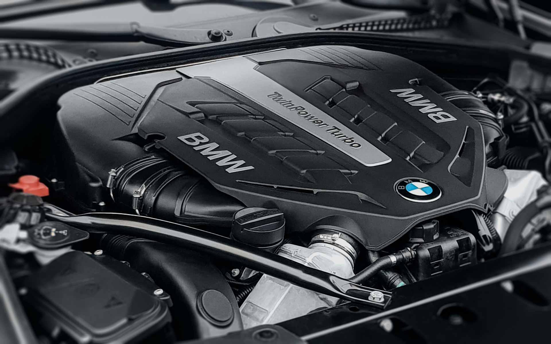 Der N63B44A Motor im BMW F12 650i