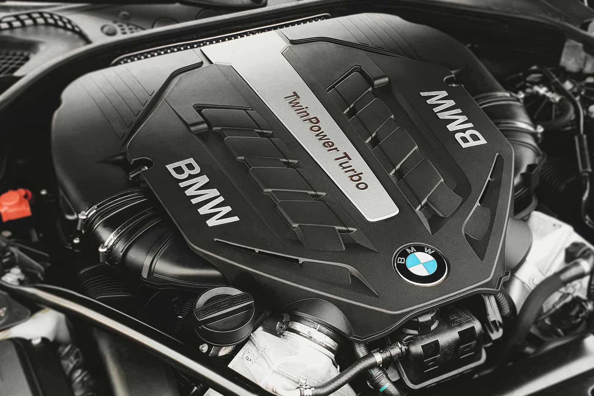 Pleuelabriss beim BMW F12