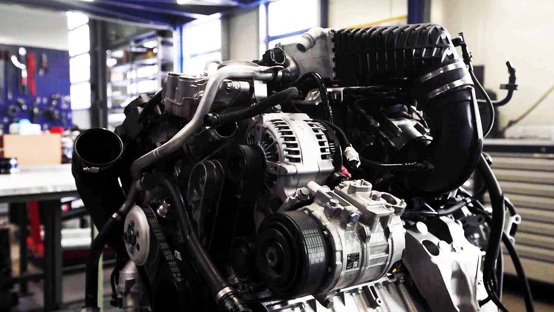 Motoreninstandsetzung für BMW, BMW M & MINI