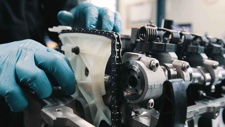 Steuerkettenwechsel für Motoren von BMW & MINI