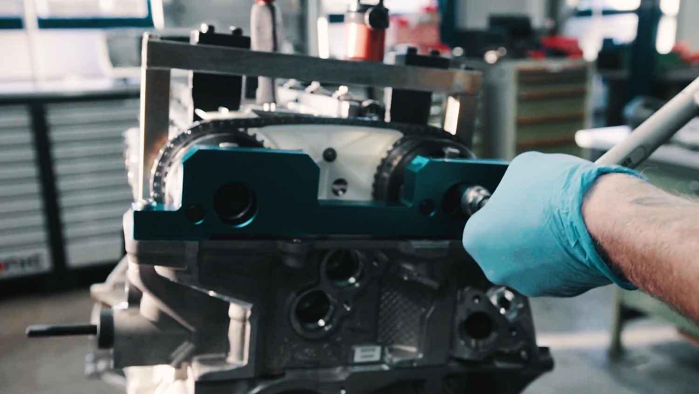 VANOS-Überholung für Motoren von BMW
