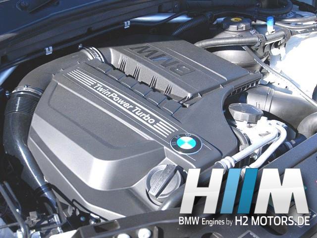 BMW E82 E88 E90LCI E91LCI E92LCI F07 F10 F11 F18 F30 F31 F01LCI F02LCI F06 F12 F13 F20 F21 135i 335i 535i 535Li 740i 740Li 640i M135i 225kW 235kW 306PS 320PS N55B30A Motor Engine Triebwerk Überholung mit Einbau