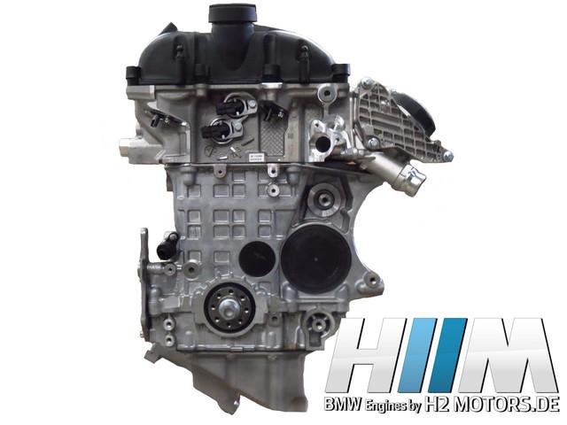 BMW E82 E88 E90LCI E91LCI E92LCI F07 F10 F11 F18 F30 F31 E70LCI E71 F25 F06 F12 F13 F20 F21 F01LCI F02LCI 135i M135i M135iX 335i 335iX 535i 535iX 535Li 35iX 40iX 640i 640iX 740i 740Li 225kW 306PS N55B30A Motor Engine Triebwerk überholt
