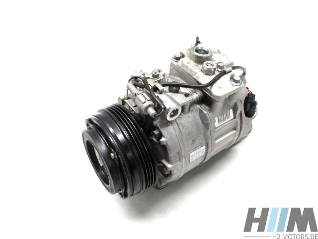 BMW Klimakompressor 9154072 N63 S63 E70 E71 F01 F02 F03 F06 F07 F10 F11 F12  F13 F15 F16