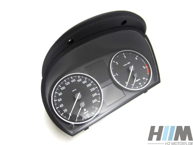 BMW E84 E90 E91 E92 E93 X1 3er Instrumentenkombination Tachometer Tacho 9166846