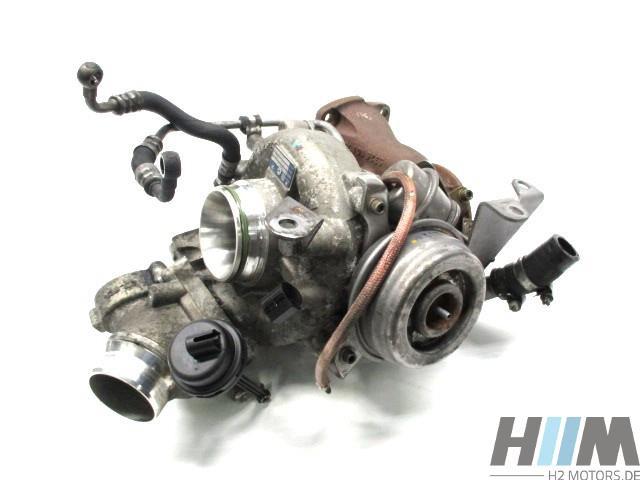 BMW E70LCI E71 F01 F07 F10 F11 5er 7er X5 X6 N57S Turbolader 7808166