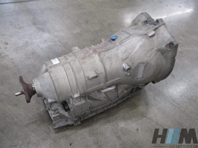 BMW Automatikgetriebe Getriebe 7576114 E60 E61 530d 5er M57N2 GA6HP26Z - WMV