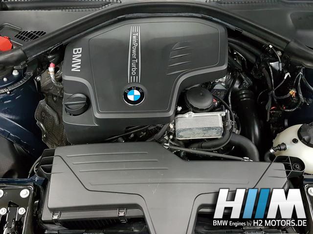 BMW E84 E89 F10 F11 F18 F20 F21 F30 F31 X1 Z4 18i 20i 28i 125i 320i 328i 520i 528i 115kW 135kW 180kW 156PS 184PS 245PS N20B20A N20B20B Benzin Motor Engine Triebwerk Überholung mit Einbau