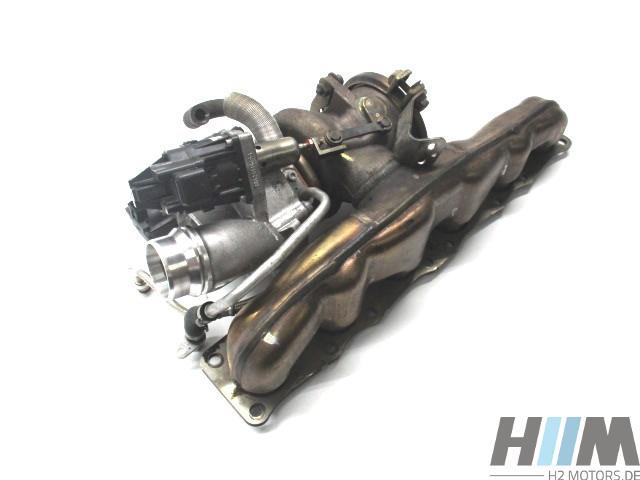 BMW Turbolader 7643115 F06 F07 F10 F11 F12 F13 F15 F16 F20 F21 F22 F23 F25 N55