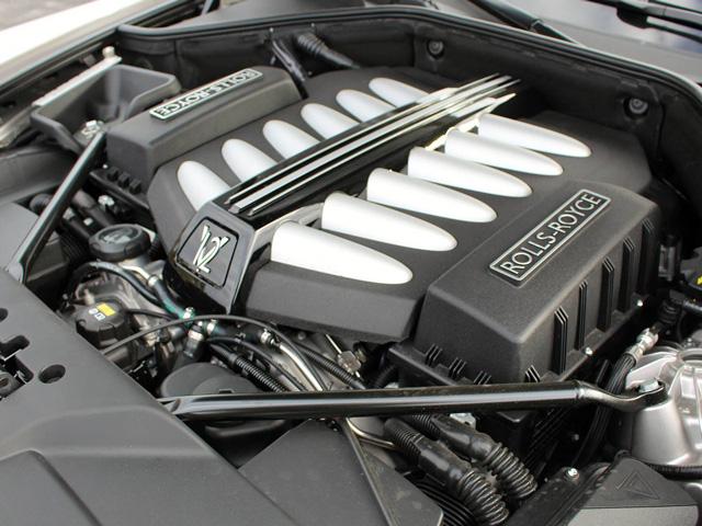 Rolls-Royce Ghost Dawn Wraith RR4 R5 RR6 420kW/465kW 571PS/632PS N74 N74R N74B66A Motor Engine Triebwerk Überholung mit Einbau