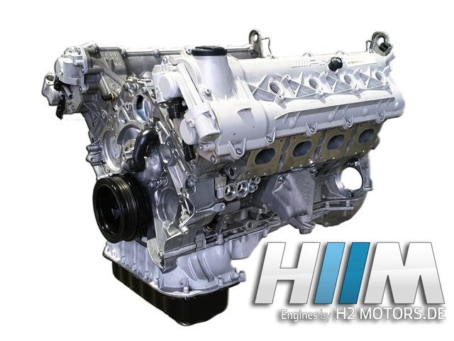 Mercedes C197 A197 SLS AMG GT 159.980 420kW 435kW 464kW 571PS 591PS 631PS Motor Engine Triebwerk Überholung mit Einbau