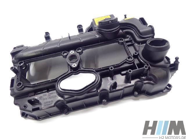 BMW Zylinderkopfhaube Ventildeckel 7588412 N20 E84 E89 F07LCI F10 F10LCI F11 F11LCI F15 F16 F20 F20LCI F21 F21LCI F22 F23 F25 F26 F30 F30LCI F31 F32 F33 F34 F36