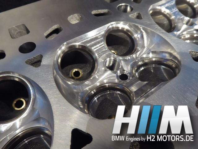 BMW Zylinderkopf NEU 8053281 S58 S58B30A F97 F98 X3M X4M - ohne Ventiltrieb -