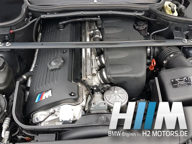 BMW E46 E85 E86 E36 M3 M3CSL Z4 Z3 Cabrio Coupe Roadster M3.2 325PS 343PS 360PS S54 326S4 Motor Engine Triebwerk Überholung mit Einbau