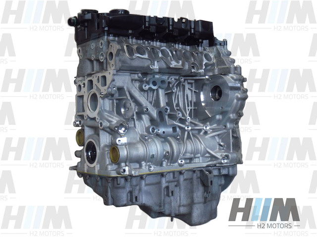 BMW F10 F11 F15 F20 F21 F22 F25 F30 F31 F32 F33 F34 F36 F07 114d 116d 118d 18d 25d 120d 125d 316d 318d 320d 325d 518d 520d 525d N147D16A N47D20C/D 95PS 116PS 143PS 163PS 184PS 218PS Diesel Motor Engine Triebwerk Überholung mit Einbau