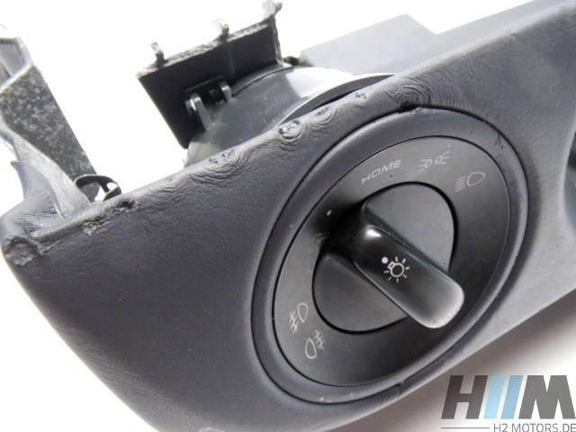 Porsche 987 911 997 Verkleidung Armaturenbrett links Leder seeblau 99755220103