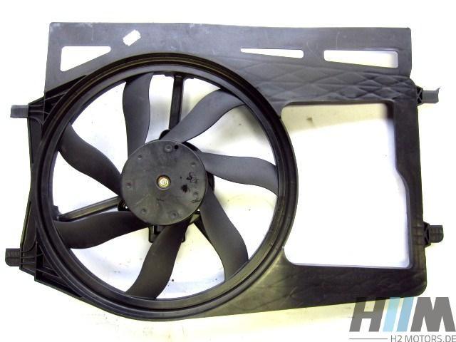 MINI One Cooper R50 R52 W10 1,4i 1,6i Lüfterzarge Lüfter Gebläse 100W 1475578
