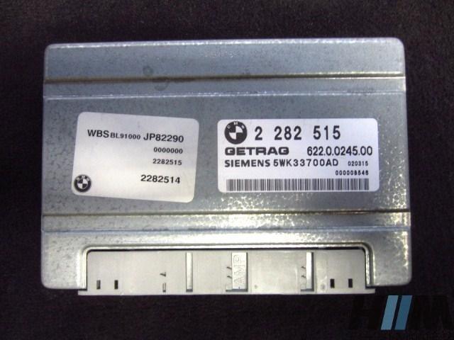 BMW E46 3er M3 Steuergerät Grundsteuergerät SMG 2282515