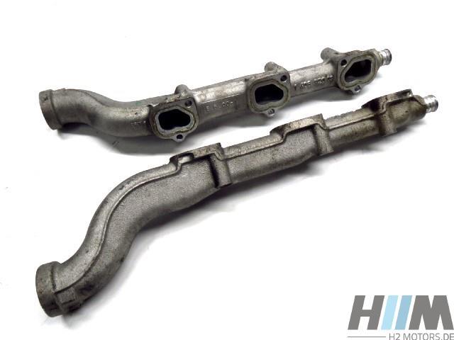 BMW Rücklaufleitung Wasserleitung Kühlwasserleitung 1406920 1406923 S62 508S1 M5 V8 Z8 E39 E52