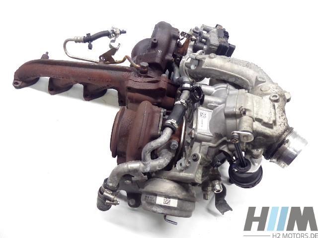 BMW Turbolader 8508091 8508092 N57Z N57D30B F01 F06 F07 F07LCI F10 F11 F12 F13 F15 F25