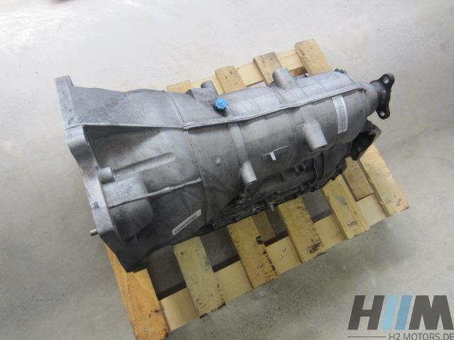 BMW Automatikgetriebe 7556047 E60 E61 E87 E90 E91 120d 320d 520d M47N2 204D4