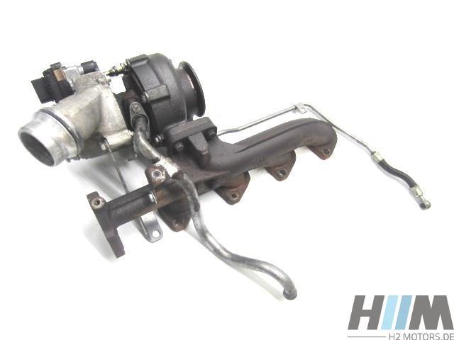 Mini R55 R56 R57 R58 R59 R60 R61 Cooper One Turbolader 4737821
