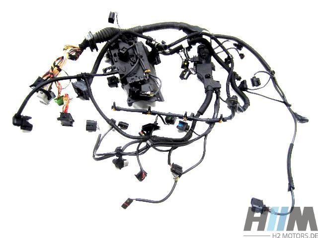 BMW E84 E90 E91 E92 E93 X1 3er N47N Kabelbaum Motor Injektormodul 8515462