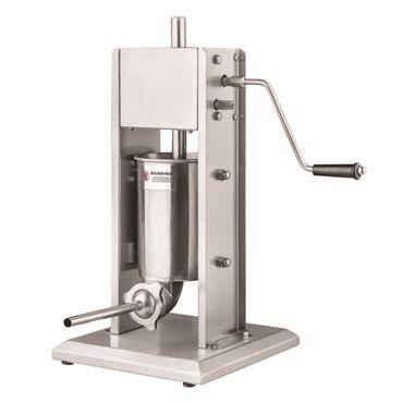 Wurstfüller Edelstahl Wurtspresse Wurtsfüllmaschine 3 ,5, 7 Liter – Bild 5