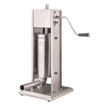 Wurstfüller Edelstahl Wurtspresse Wurtsfüllmaschine 3 ,5, 7 Liter – Bild 4