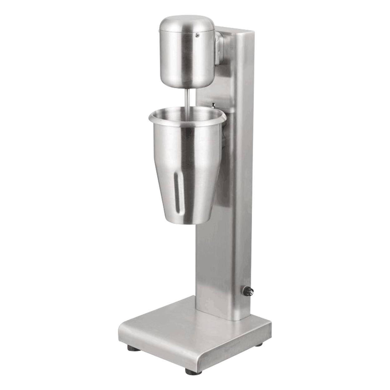 Milchshaker 180 Watt 17000 U/min 1000 ml Mixer aus Edelstahl für ...
