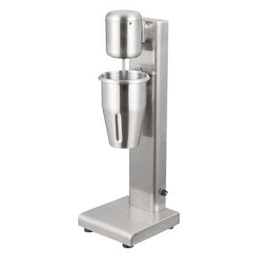 Milchshaker 180 Watt 20000 U/min 1000 ml Mixer aus Edelstahl für Mixgetränke in professioneller Ausführung