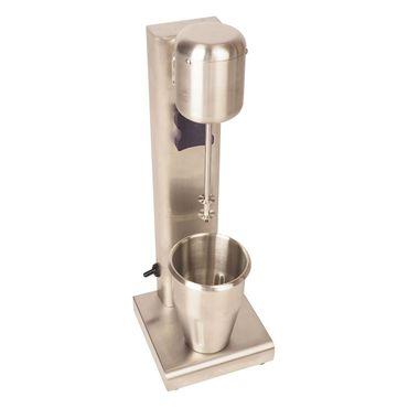 Milchshaker 180 Watt 20000 U/min 1000 ml Mixer aus Edelstahl für Mixgetränke in professioneller Ausführung – Bild 3