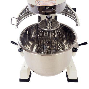 Teig-Knetmaschine Planetenrührer Teigkneter 30 Liter 1500 Watt – Bild 4