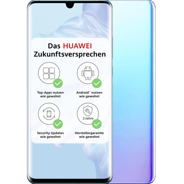 Huawei P30 Pro 8+128 GB (Breathing Crystal) – Bild 1