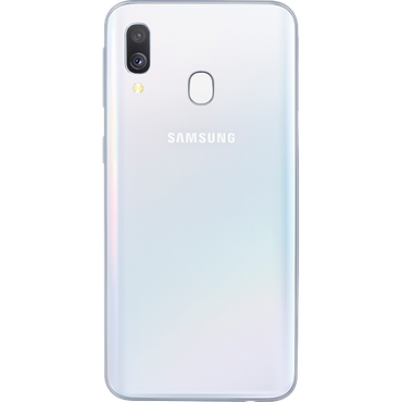 Samsung A405F Galaxy A40 64 GB (White) – Bild 2