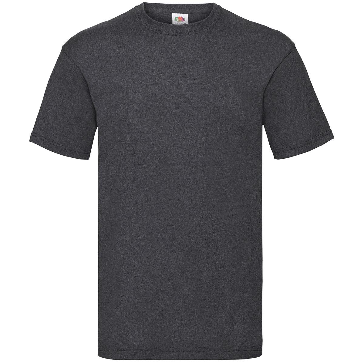 Indexbild 12 - Fruit of the Loom UNISEX T-Shirt Bestseller Top Angebot Herren Damen NEU
