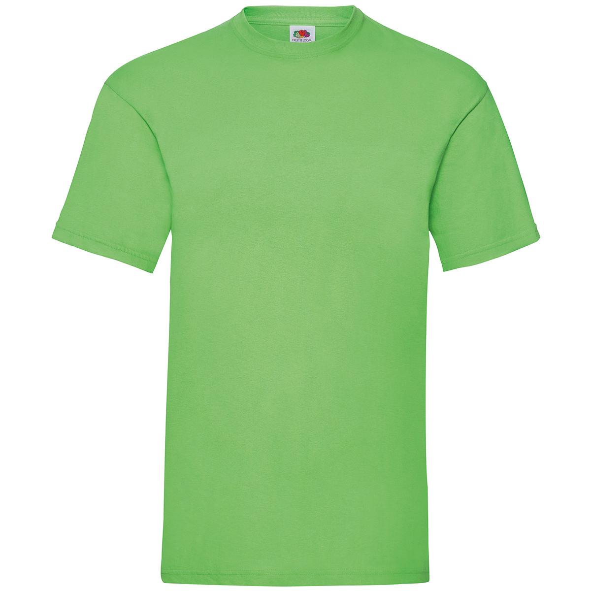 Indexbild 19 - Fruit of the Loom UNISEX T-Shirt Bestseller Top Angebot Herren Damen NEU