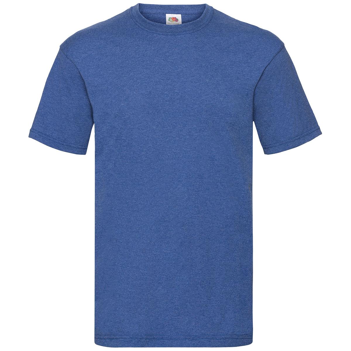 Indexbild 26 - Fruit of the Loom UNISEX T-Shirt Bestseller Top Angebot Herren Damen NEU