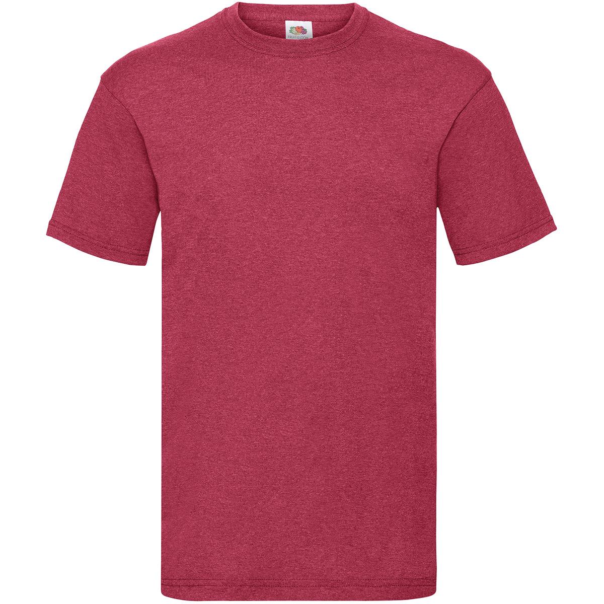 Indexbild 31 - Fruit of the Loom UNISEX T-Shirt Bestseller Top Angebot Herren Damen NEU