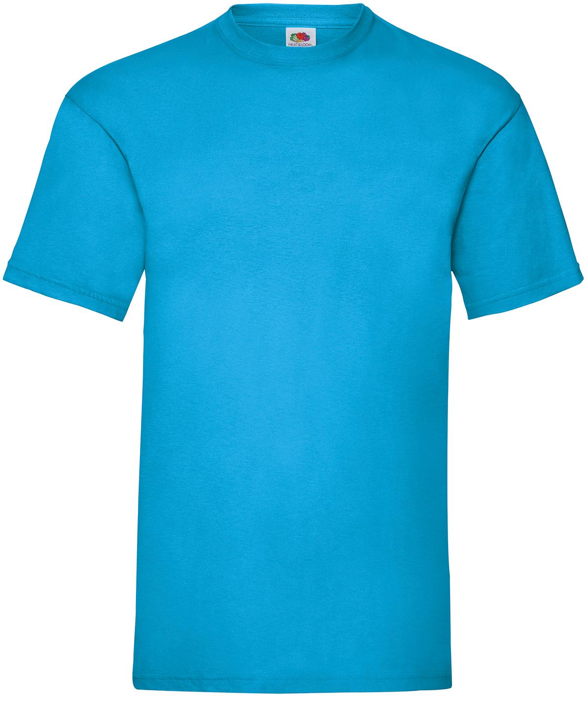 Indexbild 9 - Fruit of the Loom UNISEX T-Shirt Bestseller Top Angebot Herren Damen NEU