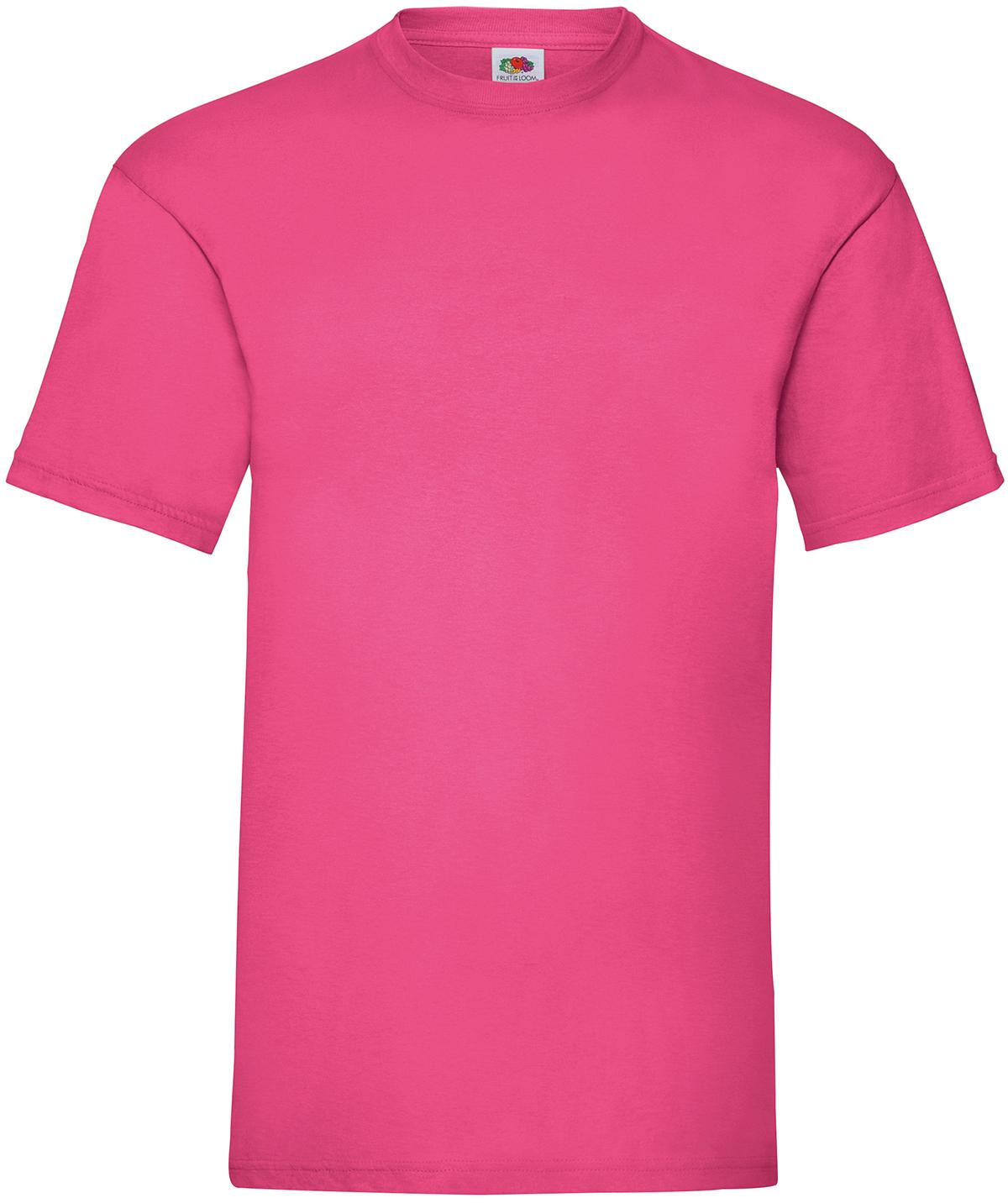 Indexbild 15 - Fruit of the Loom UNISEX T-Shirt Bestseller Top Angebot Herren Damen NEU