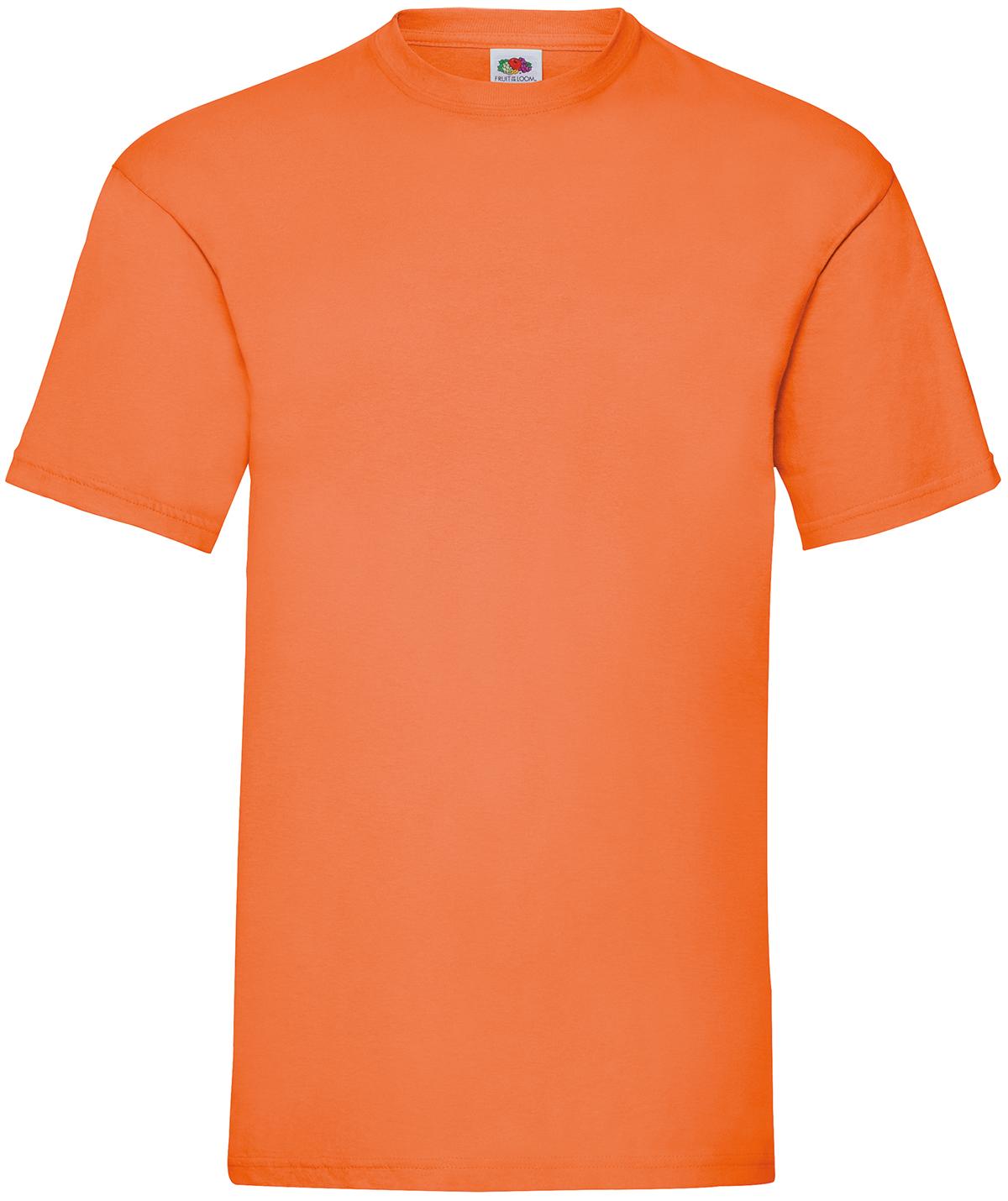 Indexbild 23 - Fruit of the Loom UNISEX T-Shirt Bestseller Top Angebot Herren Damen NEU