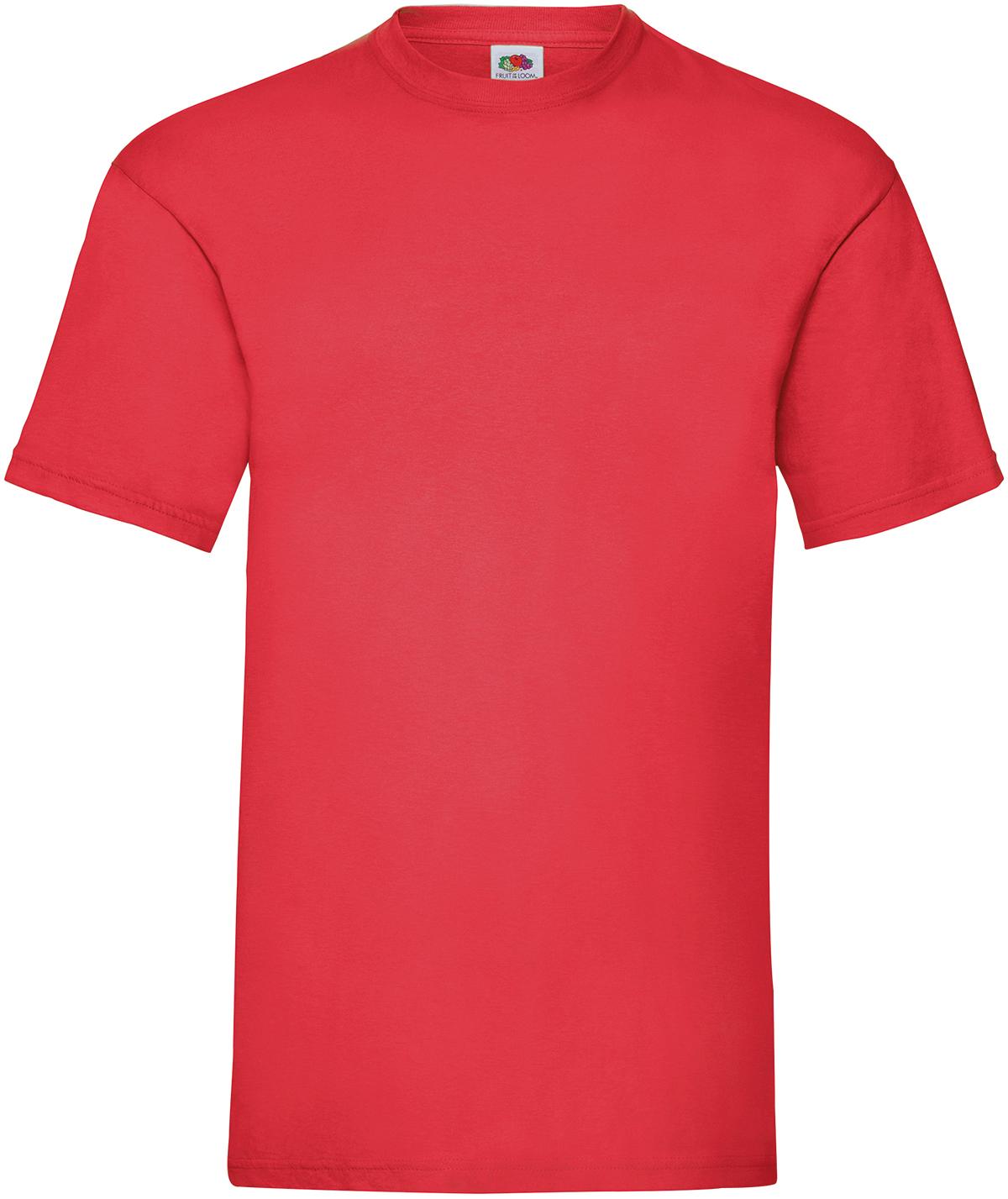 Indexbild 7 - Fruit of the Loom UNISEX T-Shirt Bestseller Top Angebot Herren Damen NEU