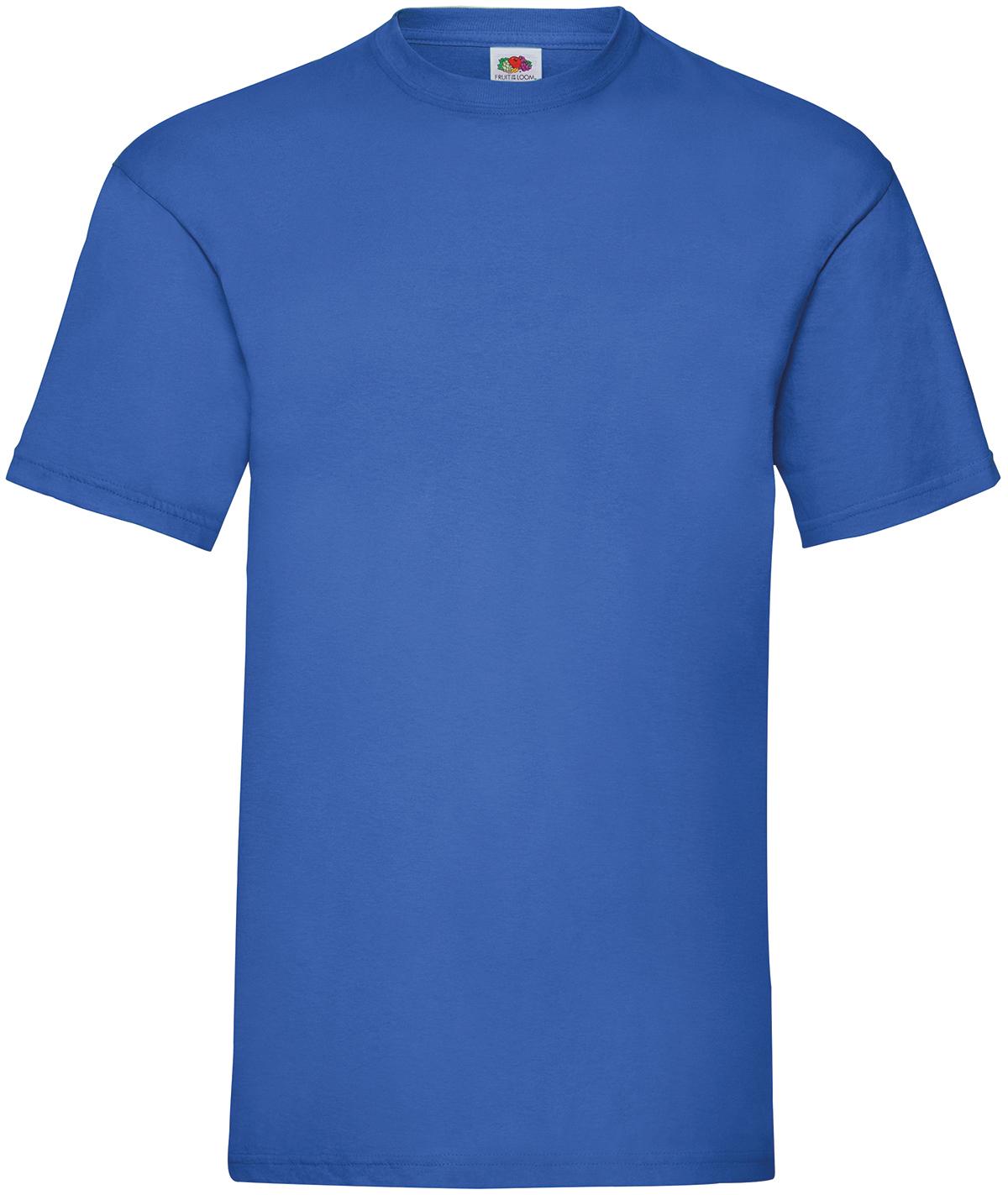 Indexbild 28 - Fruit of the Loom UNISEX T-Shirt Bestseller Top Angebot Herren Damen NEU