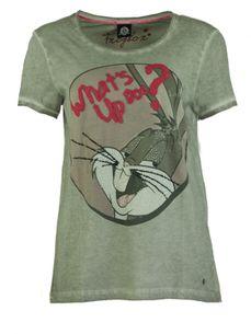 Bugs Bunny T-Shirt im Vintage Look
